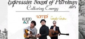 "Expressive Sound of Petroleum 2015 ""Culturing Energy"""