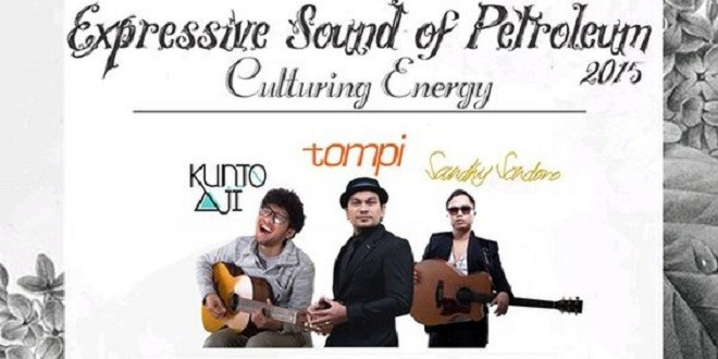 Expressive Sound of Petroleum 2015