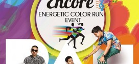 Energetic Color Run Event