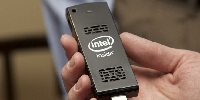 Intel Compute Stick, PC Mini Seukuran USB