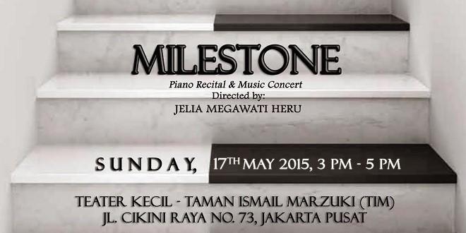 Milestone Jelia Megawati Heru