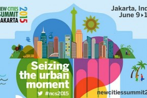 New Cities Summit Jakarta 2015