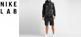 NikeLab Tech Fleece AW77 Full-Zip Hoodie Bernuansa Army
