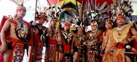 Suku Dayak Kembali Gelar Pekan Gawai Dayak 2015