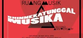 Ruang Musik 2nd Anniversary