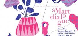 Smart Dialogue Pasar Seni & Titik Silang Exhibition