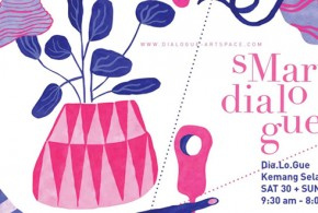 Smart Dialogue Pasar Seni & Titik Silang Exhibition