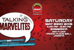 Talking Marvelites Bersama Komunitas Marvel Indonesia