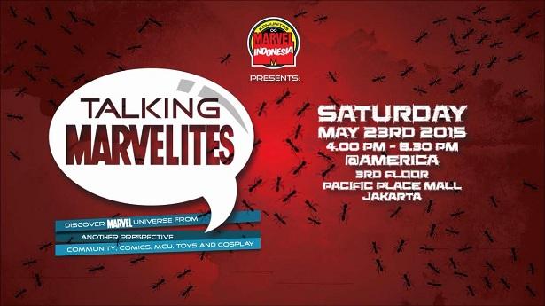 Talking Marvelites