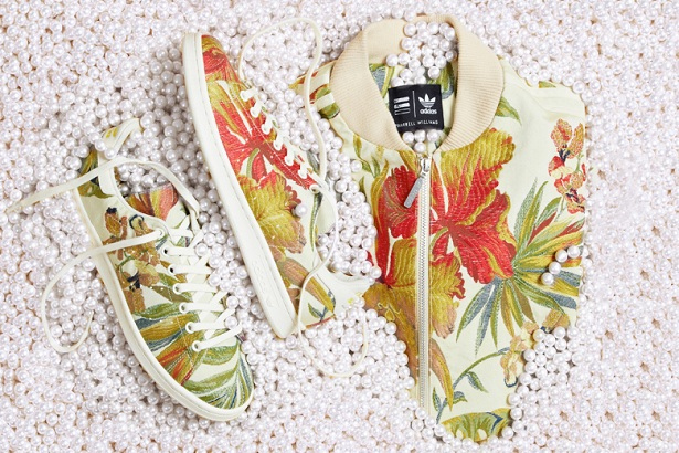 'Jacquard' Pharrell William X Adidas Collection