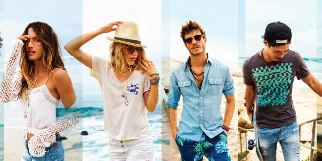 American Eagle Outfitters Summer 2015 Collection