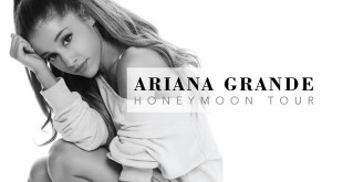 Ariana Grande The Honeymoon Tour