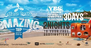 Coffee Toffee 8mazing Trip 2015