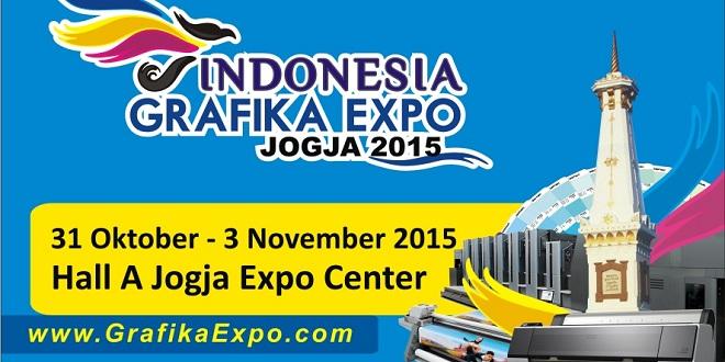 Indonesia Grafika Expo 2015