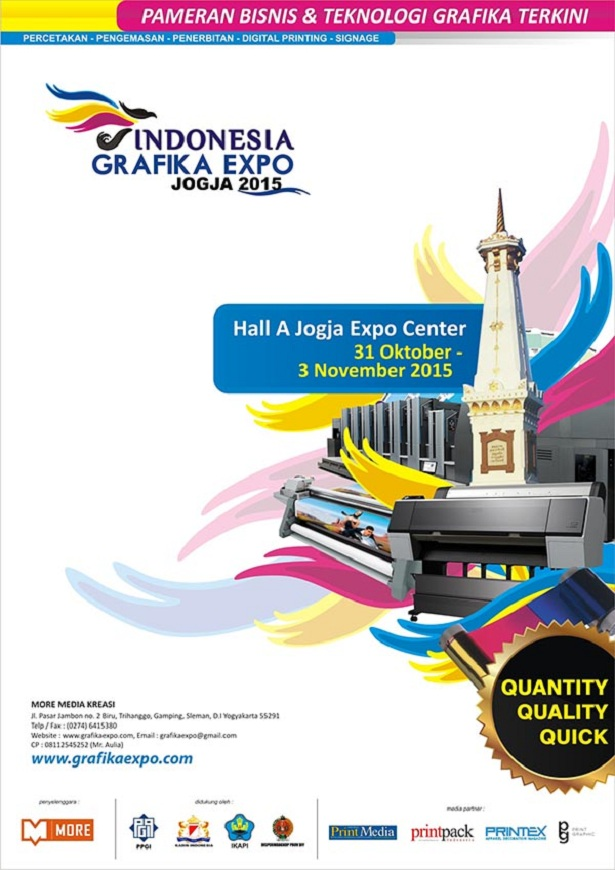Indonesia Grafika Expo 20151