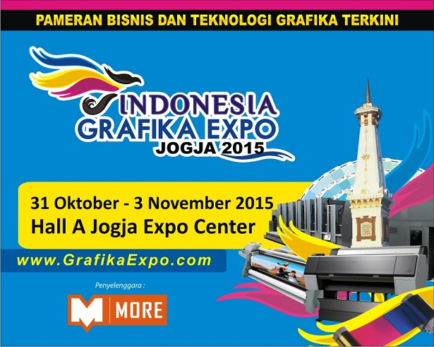 Indonesia Grafika Expo 2015