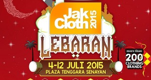 JakCloth Lebaran 2015