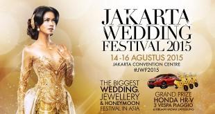 Jakarta Wedding Festival 2015