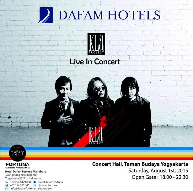 Kla Project Live in Concert