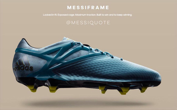 Messi's Shoes