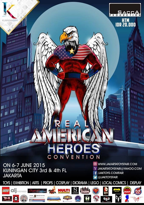 Real American Heroes Convention (Rah-Con)
