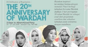 The 20th Anniversary of Wardah