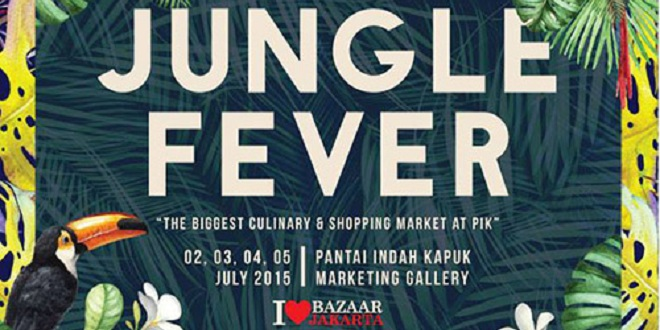 The Weekend Market Jungle Fever