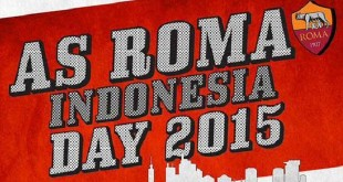 AS Roma Indonesia Day 20151