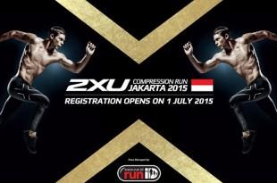 Compression Run Jakarta 2015