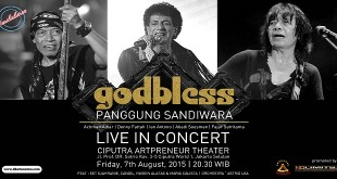 GodBless Panggung Sandiwara