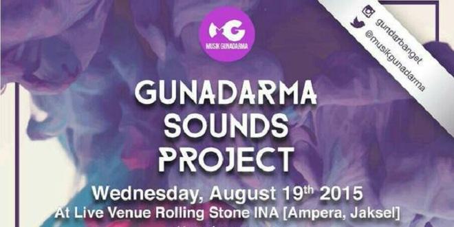 Gunadarma Sounds Project
