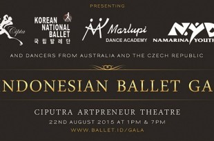 Indonesian Ballet Gala