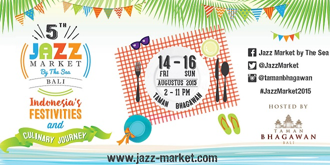 Jazz Market By The Sea