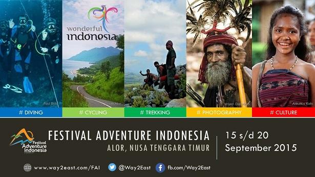 Festival Adventure Indonesia 2015