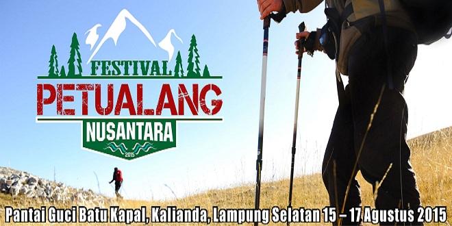 Festival Petualang Nusantara 2015