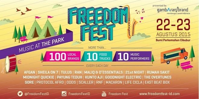 Freedom Fest 2015