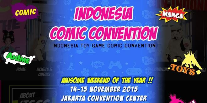Indonesia Comic Con 2015