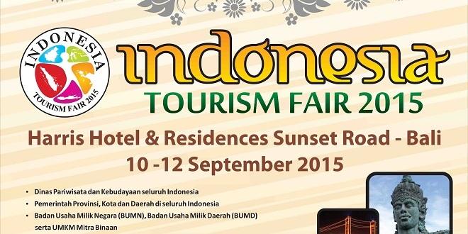 Indonesia Tourism Fair 2015