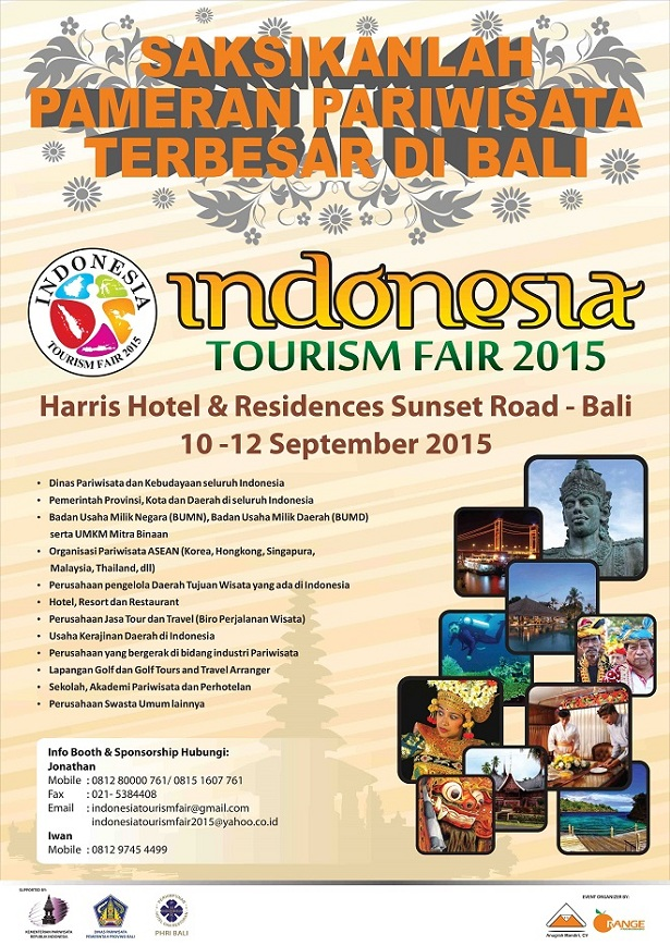 Indonesia Tourism Fair 2015