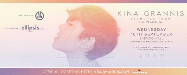 Kina Grannis Elements Tour Live In Jakarta