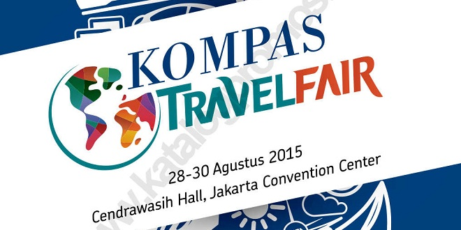 Kompas Travel Fair 2015
