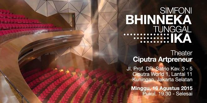 Simfoni Bhineka Tunggal Ika