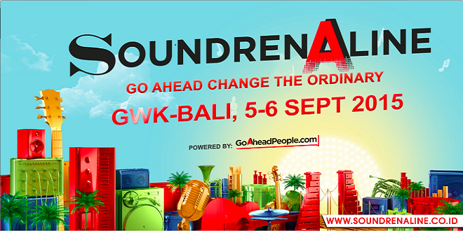 Soundrenaline 2015
