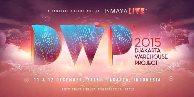 Djakarta Warehouse Project 2015