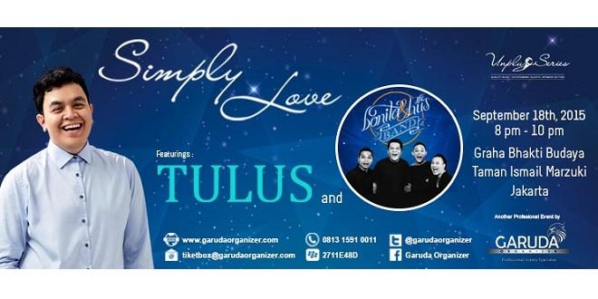 Simply Love Tulus and Bonita & The Husband