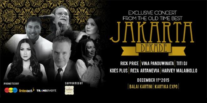 Jakarta Decade Concert 2015