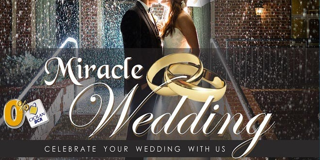 Miracle Wedding Festival 2015