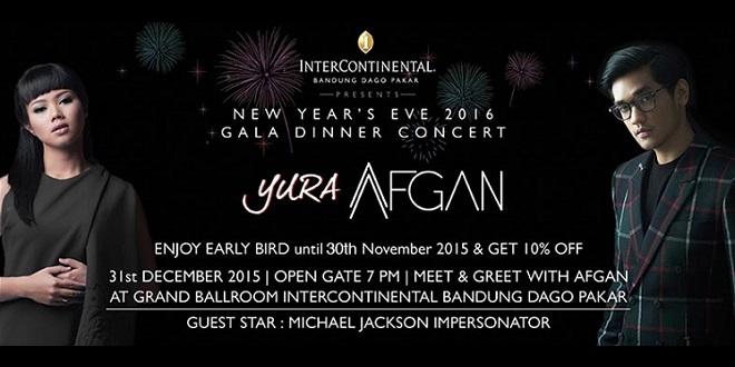 Gala Dinner Concert 20161