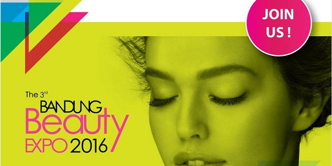 THE 3rd BANDUNG BEAUTY EXPO 2016
