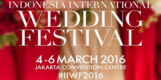 Indonesia International Wedding Festival 2016